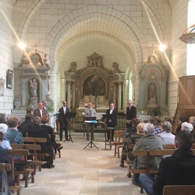 Concert de Si Quaeris 6 Mai 2017