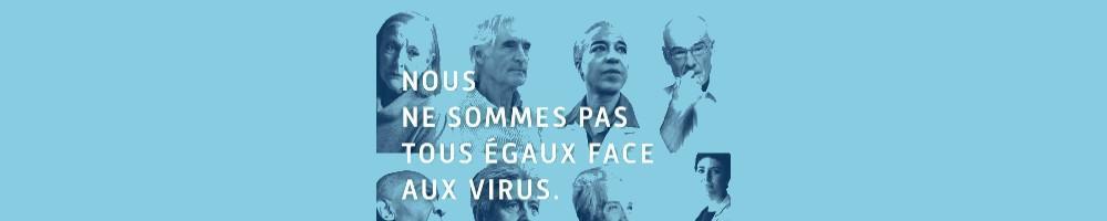 Banderolle virus grippe2